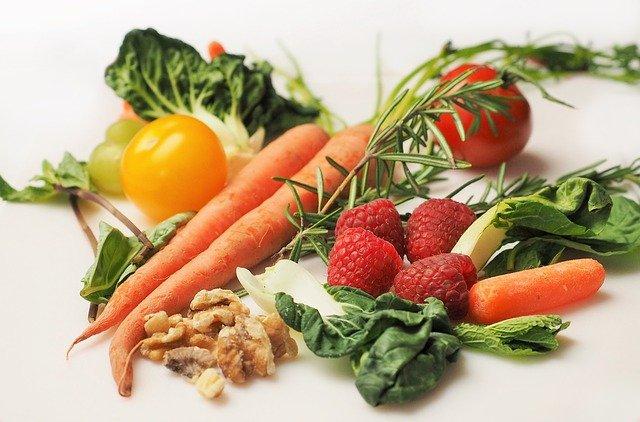 מגוון ירקות