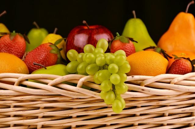 מגוון פירות
