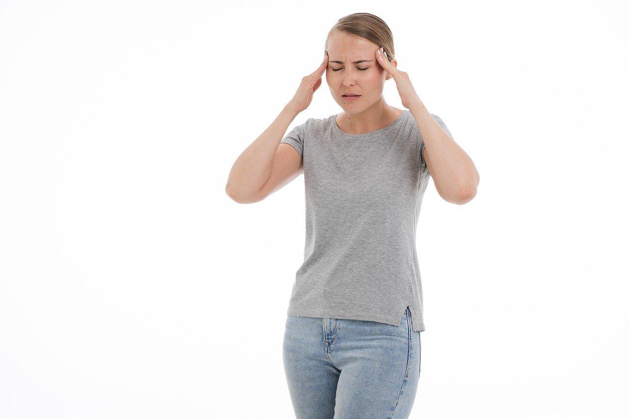 תופעת לוואי לתרופות לחרדות - כאבי ראש
